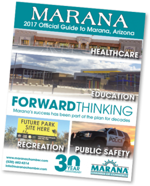 Official Guide to Marana Arizona