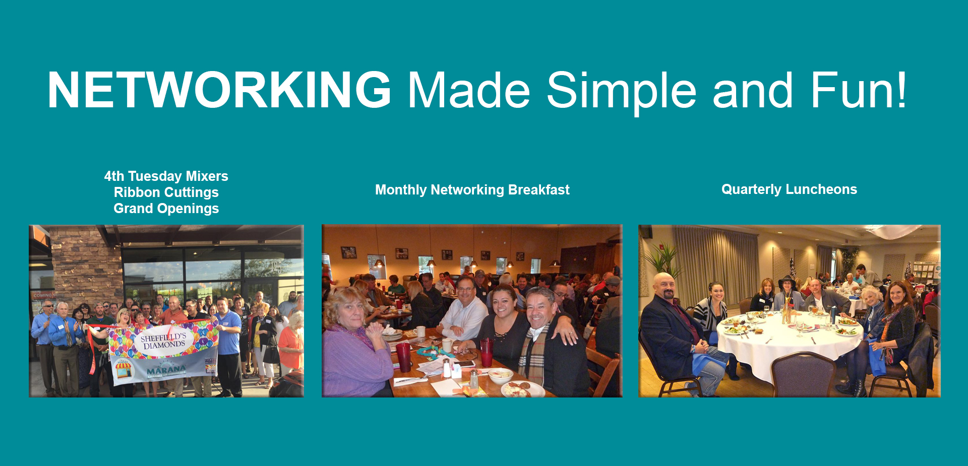 Networking Made Simple