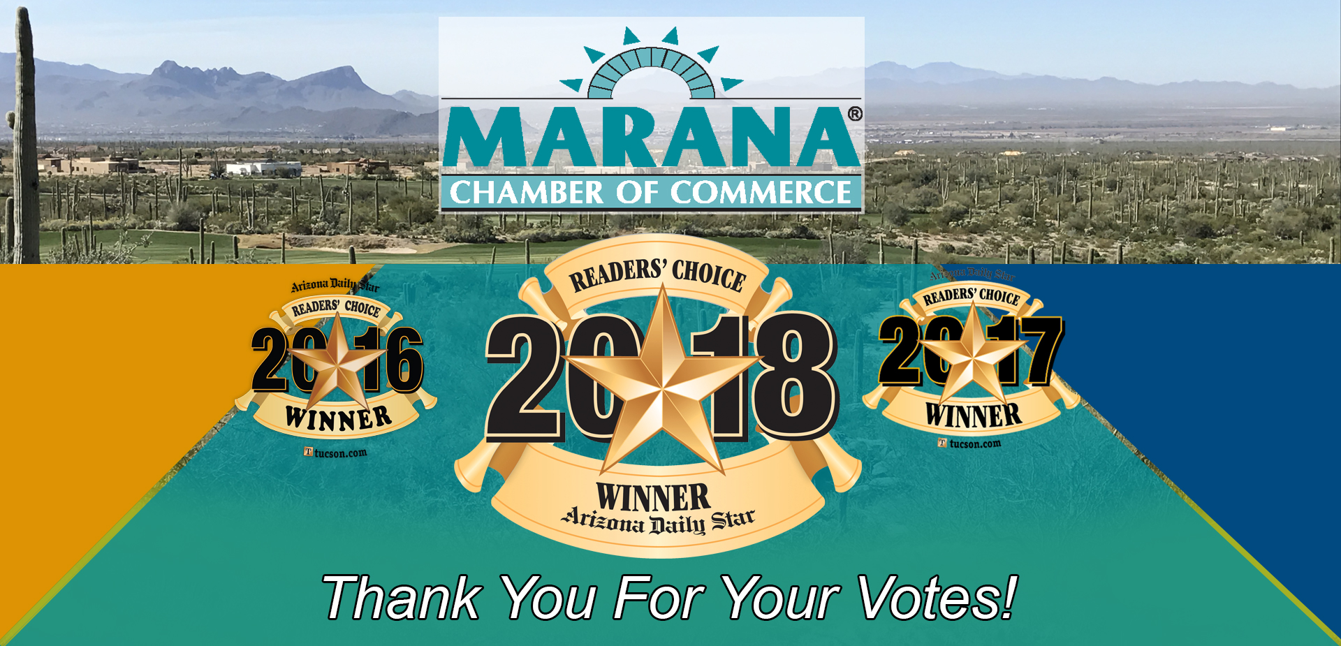 Marana Chamber of Commerce Slide 2017