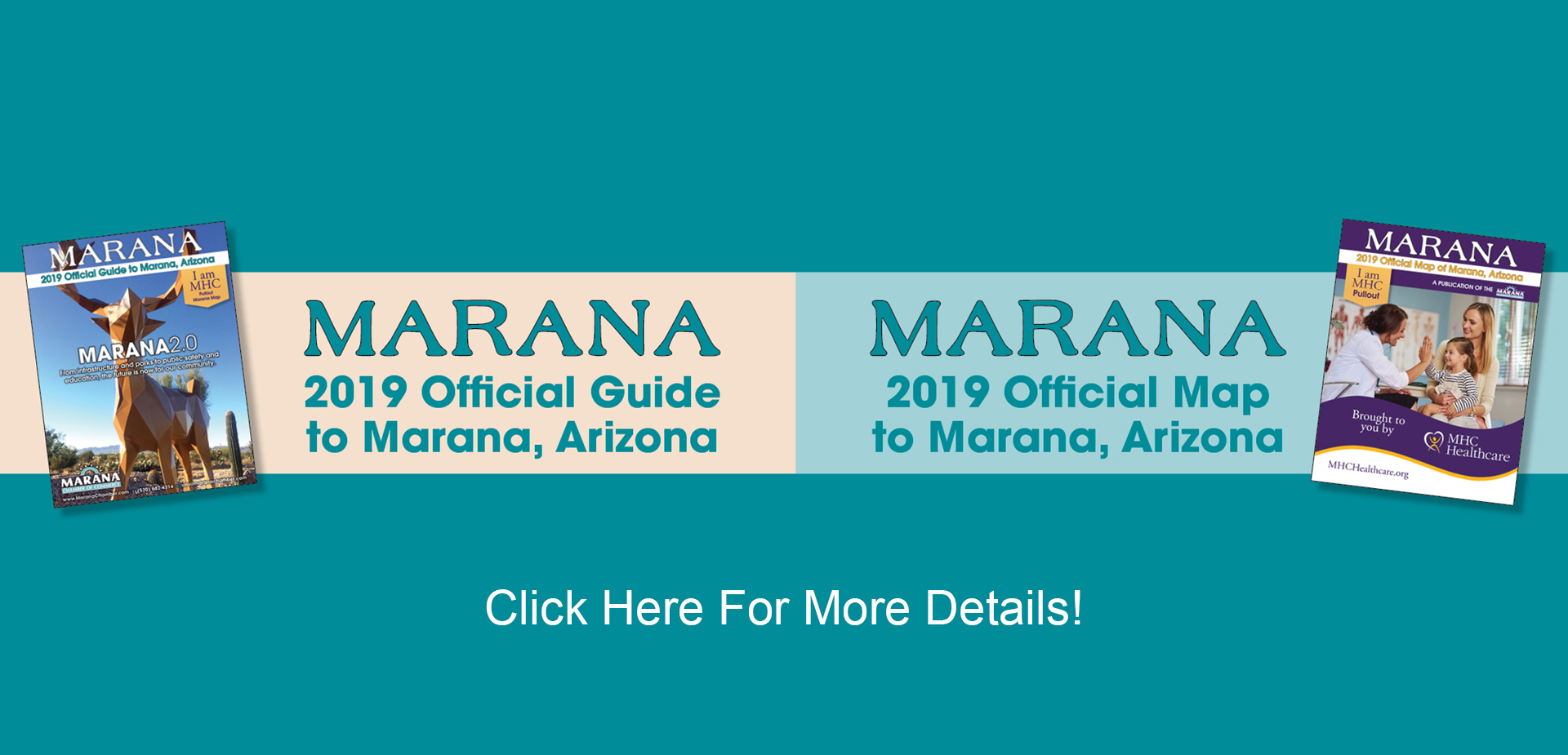 Marana Chamber Map and Guide